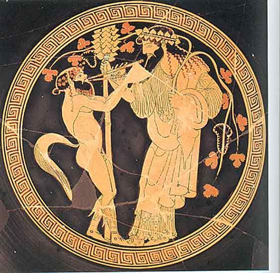 Contrasting Apollo & Dionysus